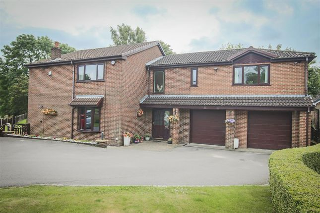 Thumbnail Detached house for sale in Crosse Hall Lane, Chorley