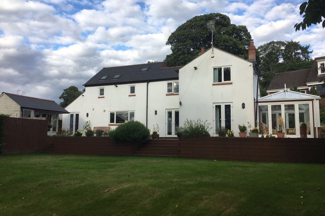 Thumbnail Detached house to rent in Dene Close, Woburn Sands