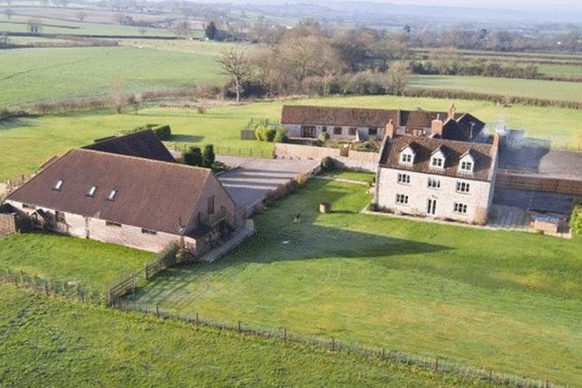 Thumbnail Detached house for sale in Withial, East Pennard, Shepton Mallet