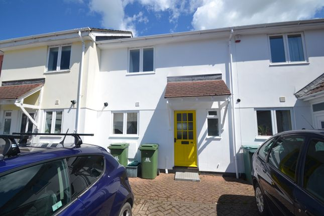 3 bed terraced house to rent in Riverside Court, Bideford EX39