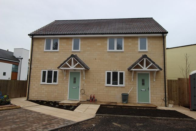 2 bed semi-detached house to rent in Parkfields, Chippenham