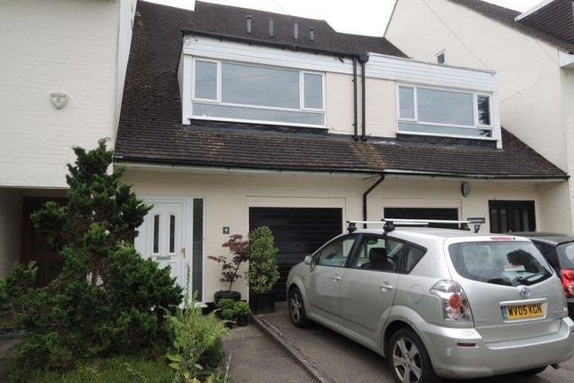 Terraced house to rent in Christchurch Lane, High Barnet