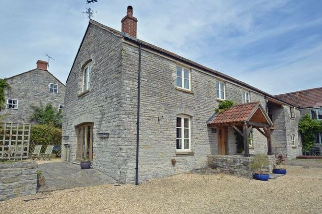 Thumbnail Barn conversion to rent in Huxham Lane, East Pennard, Shepton Mallet