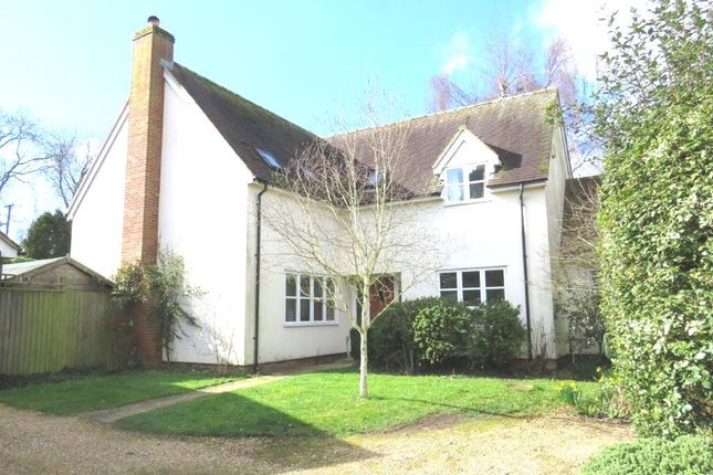 Thumbnail Detached house for sale in Church End, Barley, Royston
