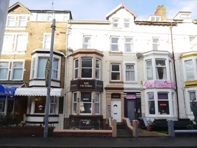 Thumbnail Hotel/guest house for sale in Victoria Hotel, 30 Charnley Road, Blackpool, Lancs