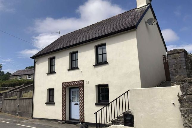 Thumbnail Detached house for sale in Abergorlech, Carmarthen