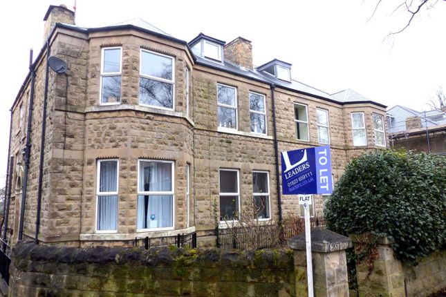 Thumbnail Flat to rent in Park Avenue, Mansfield
