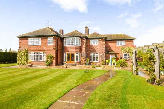 Detached house for sale in Kingsfield, Caistor Road, Laceby, Grimsby