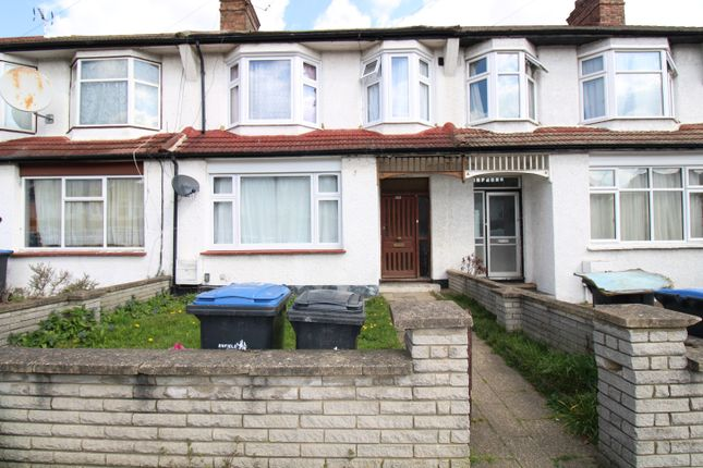 Thumbnail Terraced house to rent in Shrewsbury Road, New Southgate