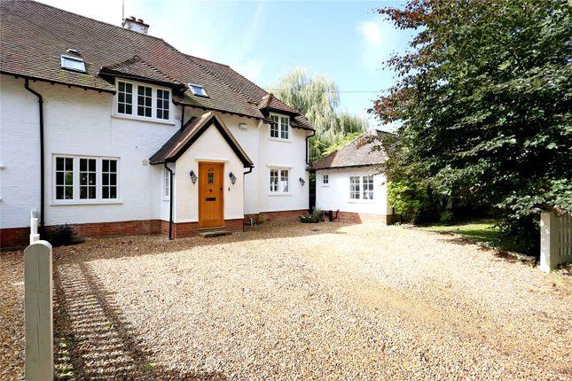 Thumbnail Semi-detached house for sale in Gardeners Hill Road, Frensham, Farnham, Surrey