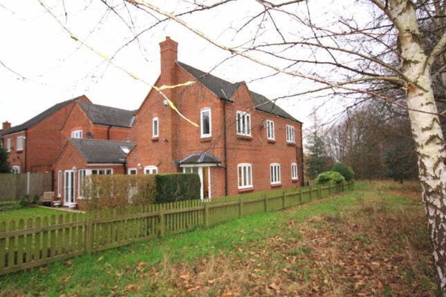 Thumbnail Detached house for sale in St. Marys Court, Acton, Nantwich