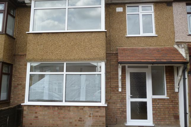 Thumbnail Terraced house to rent in Cedar Road, Romford, Essex