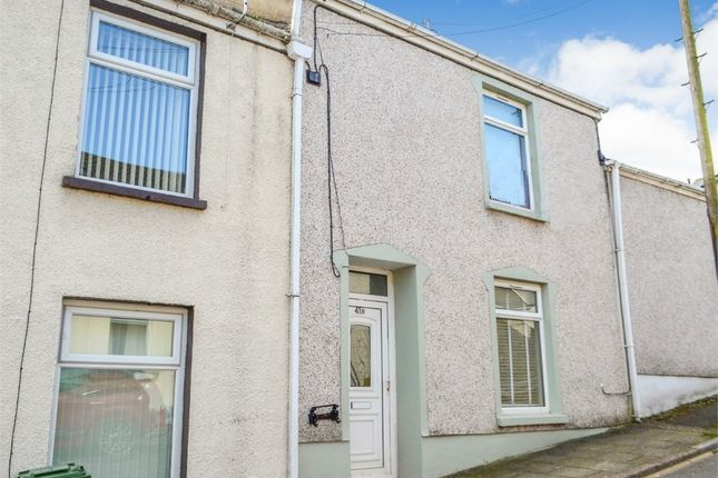 Thumbnail End terrace house for sale in Ynysllwyd Street, Aberdare, Mid Glamorgan