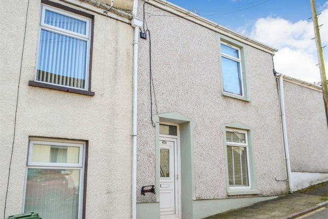 Thumbnail End terrace house for sale in Ynysllwyd Street, Aberdare, Mid Glamorgan