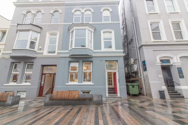 Thumbnail Flat to rent in Apartment 2, Granville Street, Douglas