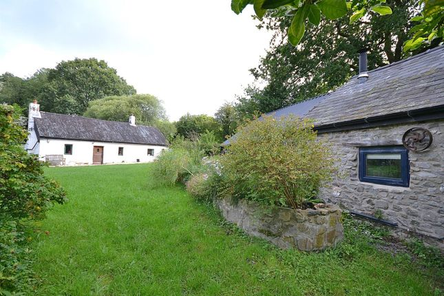 Thumbnail Cottage for sale in Pontshaen, Llandysul