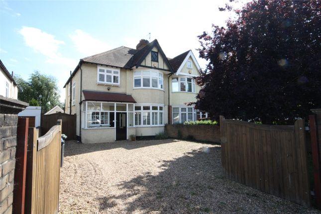 Thumbnail Semi-detached house for sale in Ridge Avenue, Winchmore Hill, London