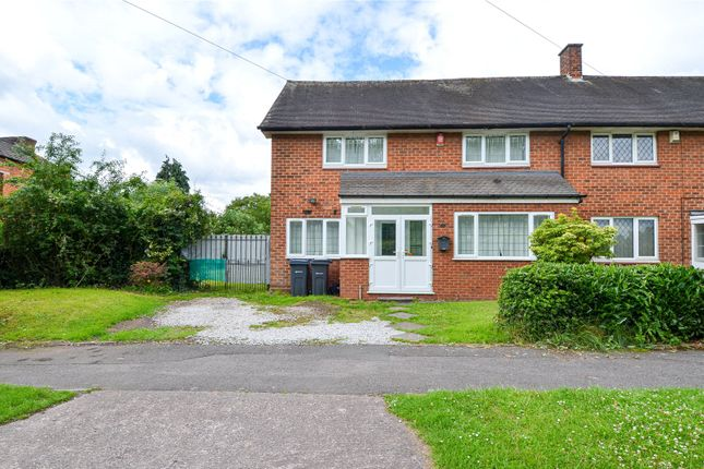 Thumbnail Terraced house for sale in Windermere Road, Moseley, Birmingham