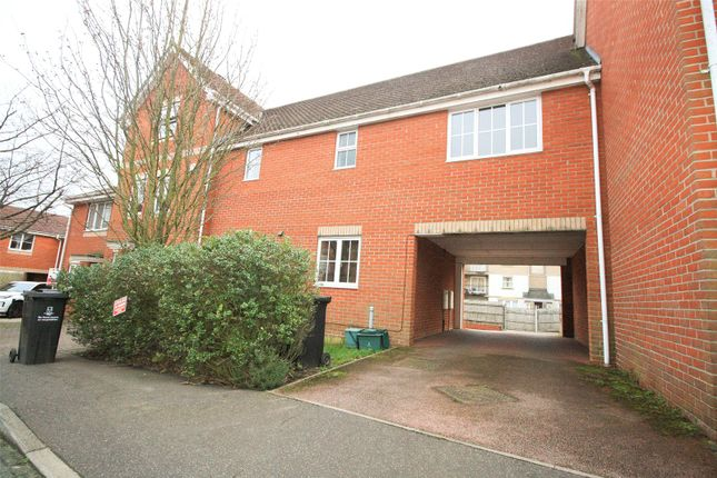External of Knevett Close, Colchester, Essex CO4