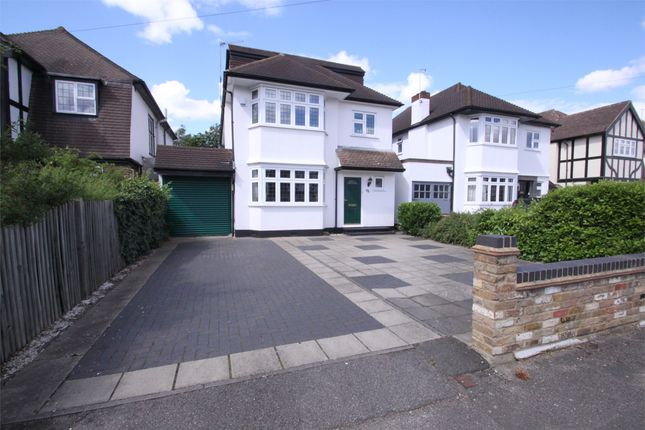 Thumbnail Detached house to rent in Tudor Way, Uxbridge, Greater London