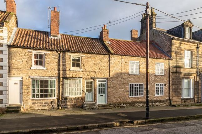 Thumbnail Terraced house for sale in Burgate, Pickering