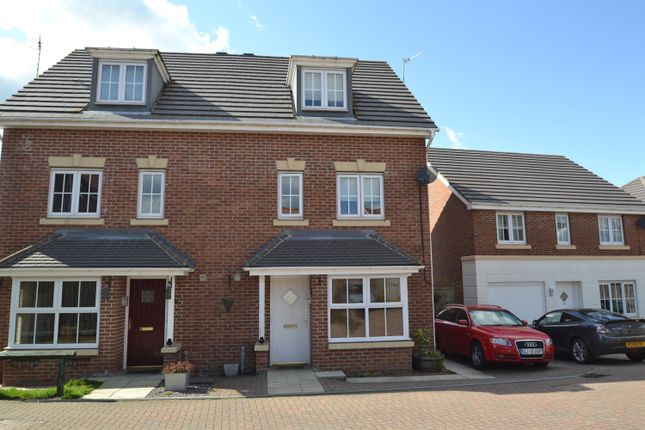 Thumbnail Semi-detached house to rent in Fenwick Way, Consett