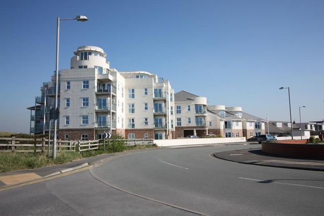 Thumbnail Flat for sale in Hall Road West, Crosby, Liverpool