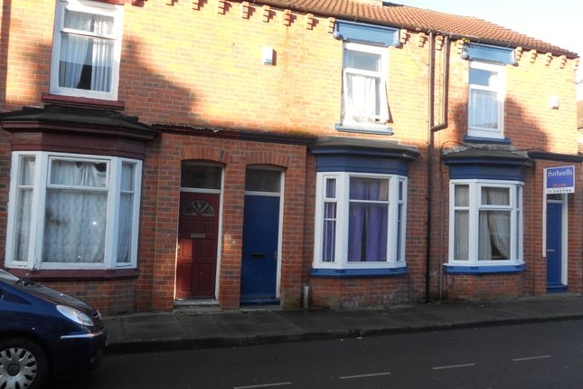 3 bed terraced house to rent in Haddon Street, Middlesbrough
