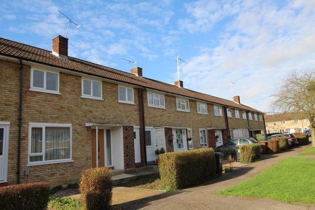Thumbnail Terraced house to rent in Howicks Green, Welwyn Garden City