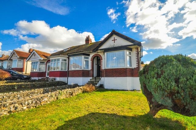 Thumbnail Detached bungalow to rent in Nethercourt Hill, Ramsgate