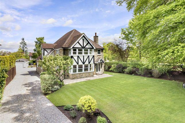 Thumbnail Detached house for sale in Oatlands Drive, Harrogate, North Yorkshire