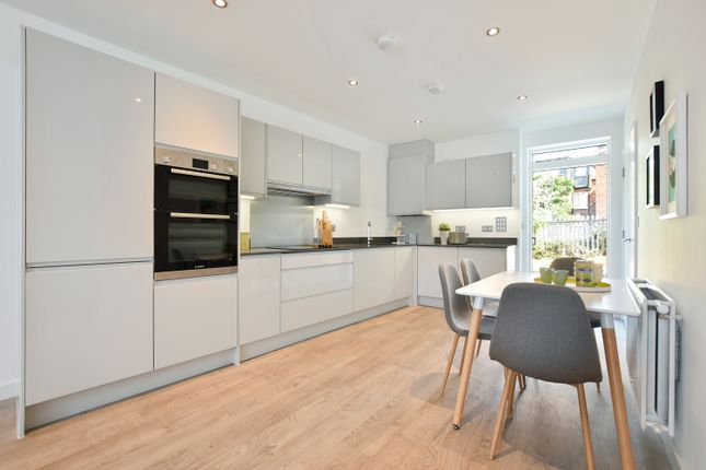 Thumbnail Flat for sale in 8 Blossom House, 5 Reservoir Way, London