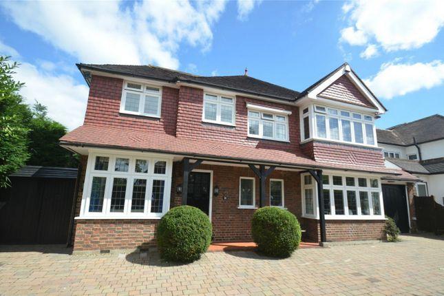 Thumbnail Detached house for sale in Mapledale Avenue, Croydon, Surrey