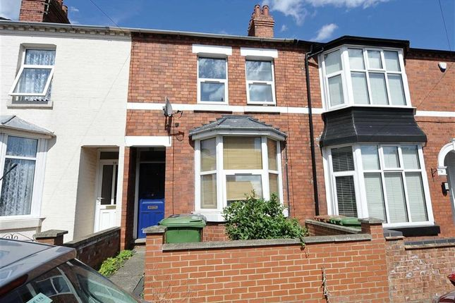 Thumbnail Terraced house for sale in St. Barnabas Street, Wellingborough