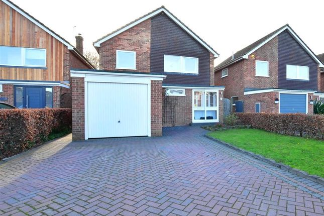 4 bed detached house for sale in Chestnut Drive, Kingswood, Maidstone, Kent ME17