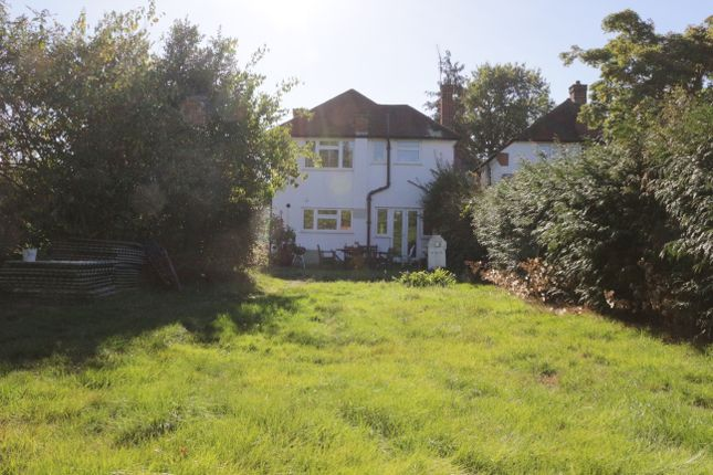 Thumbnail Detached house for sale in Mayfield Avenue, New Haw, Addlestone