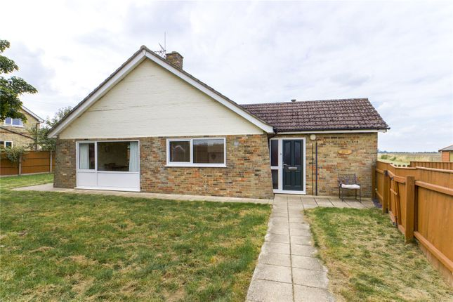3 bed detached bungalow for sale in Chase Road, Benwick, March PE15