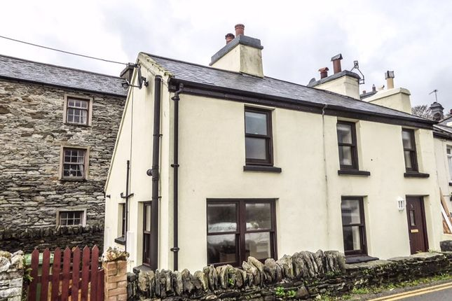 Thumbnail Terraced house for sale in 3 Tent Road, Laxey