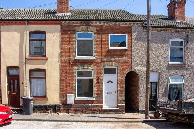 Terraced house for sale in Trafalgar Terrace, Long Eaton, Nottingham