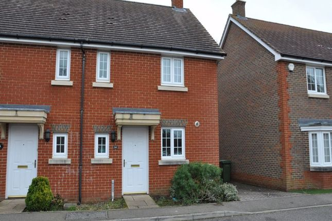Thumbnail Semi-detached house to rent in Woodlands, Bexhill-On-Sea