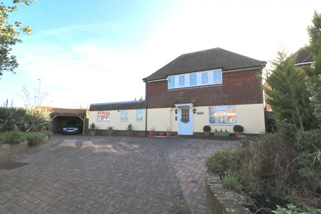 Thumbnail Detached house for sale in Wannock Road, Polegate, East Sussex