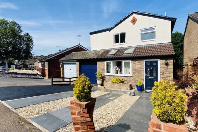 Thumbnail Detached house for sale in Valley Way, Exmouth