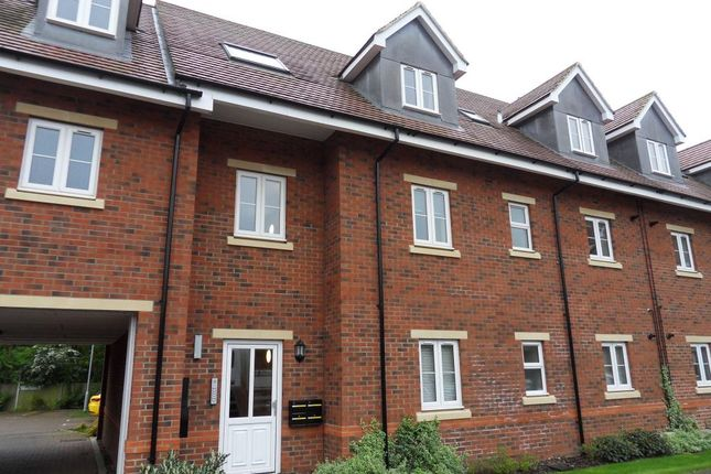 Thumbnail Flat to rent in Green Farm Road, Newport Pagnell