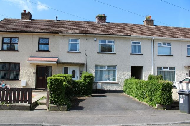 Thumbnail Terraced house to rent in Ardcarn Drive, Belfast