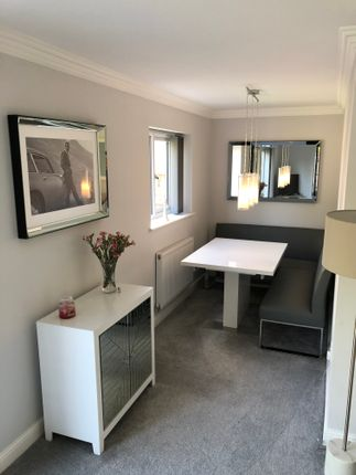 Dining Area of Westlands Avenue, Westlands, Newcastle ST5