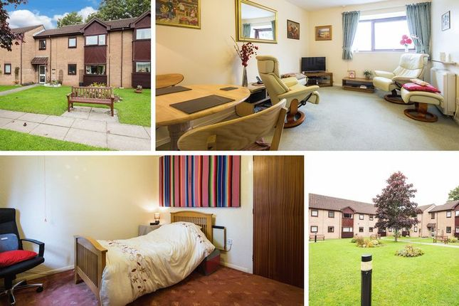 Thumbnail Flat for sale in Uplands Court, Rogerstone, Newport