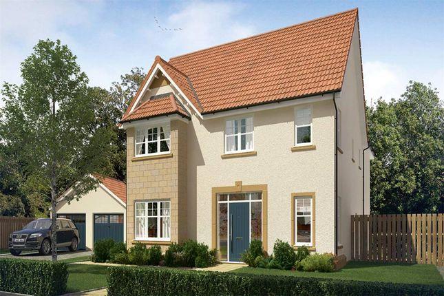Thumbnail Detached house for sale in Plot 4, Burnell Park, Aberlady Road, Haddington, East Lothian