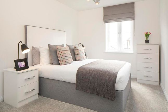 """Bedroom 2 of """"Coleford"""" at Somerset Avenue, Leicester LE4"""