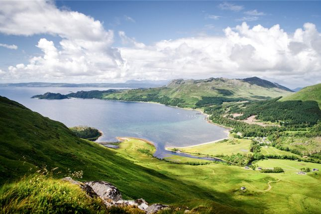 Land for sale in Kilchoan Estate, Knoydart, Inverness-Shire