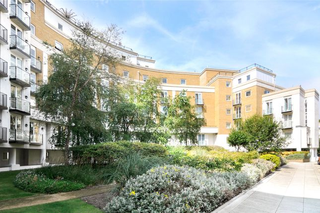 Thumbnail Flat for sale in Alberts Court, Palgrave Gardens, London